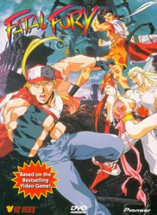 Fatal Fury: The Motion Picture [Audio: Eng]
