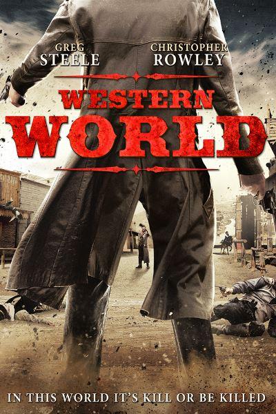 A Dead Husband in a Western Town (Western World)