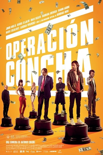 Operation Golden Shell (Operación Concha) [Audio: Spanish]