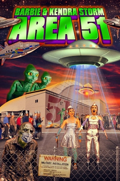 Barbie and Kendra Storm Area 51