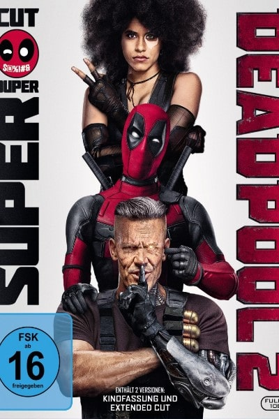 Deadpool 2: The Super Duper Cut