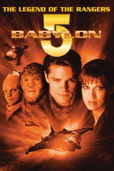 Babylon 5: The Legend of the Rangers: To Live and Die in Starlight   Watch Movies Online