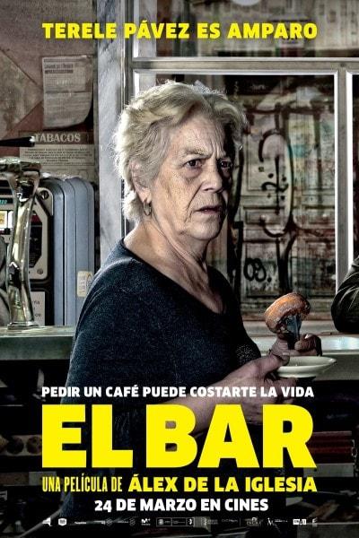 The Bar (El bar) [Sub: Eng]