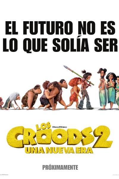Les Croods 2: une nouvelle ère (The Croods: A New Age) [Audio: Spain]