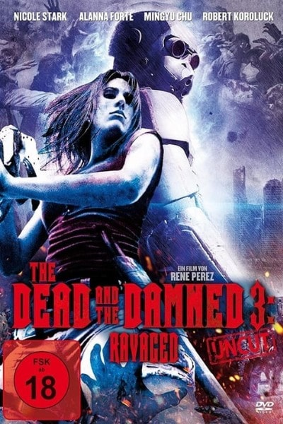 The Dead and the Damned 3: Ravaged [Audio: German]