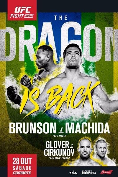 UFC Fight Night: 119