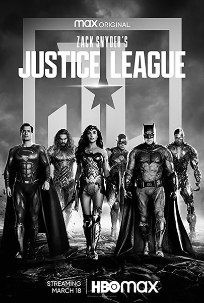Zack Snyder's Justice League (Black and White)