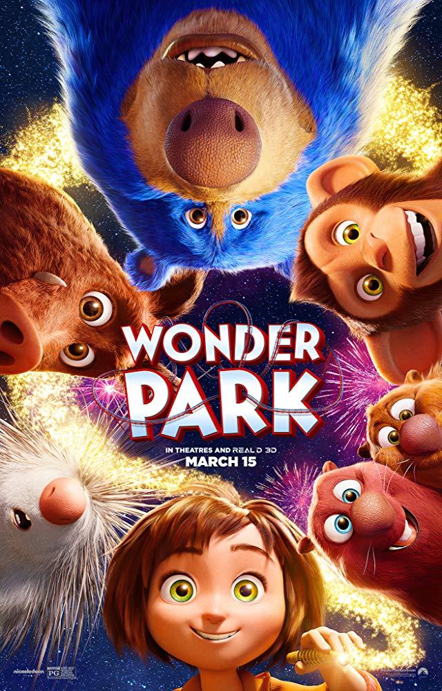 Wonder Park [Audio: Rus]